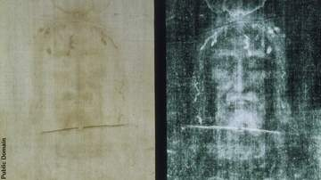 Coast to Coast AM with George Noory - New Shroud of Turin Study Casts Doubt on Landmark Radiocarbon Test Results