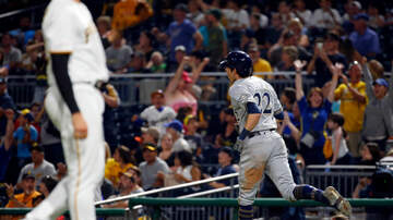 Brewers - Yelich hits two home runs, Brewers beat Pirates 9-7 on Monday