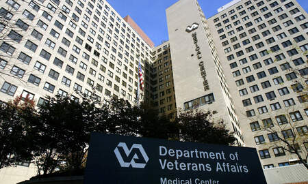 image for A Bill Would Require The VA To Allow Congressmen Office Hours At Hospitals