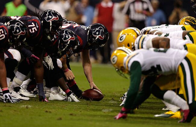 Green Bay Packers v Houston Texans