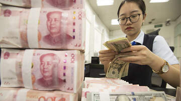 Politics - United States Labels China As A Currency Manipulator