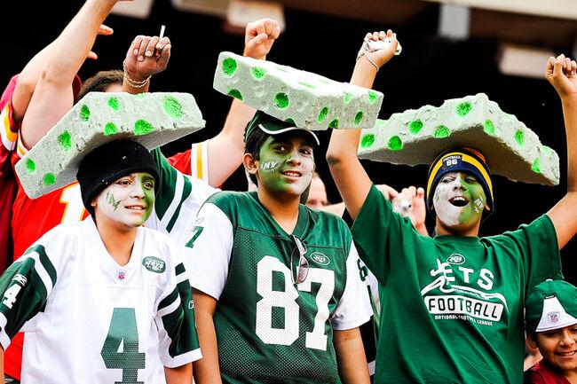 Washington Redskins v New York Jets