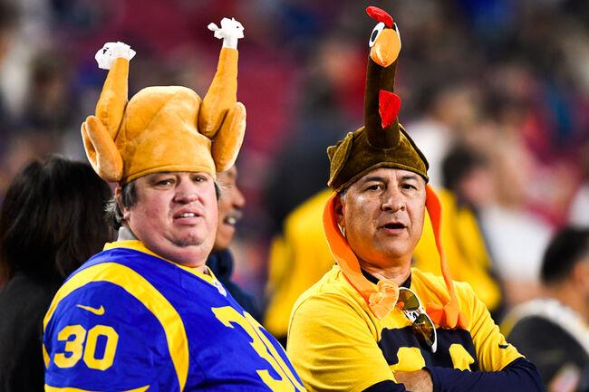 Kansas City Chiefs v Los Angeles Rams