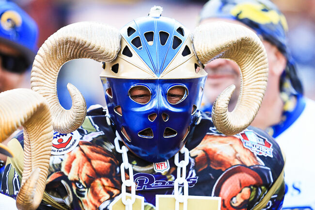 Dallas Cowboys v Los Angeles Rams