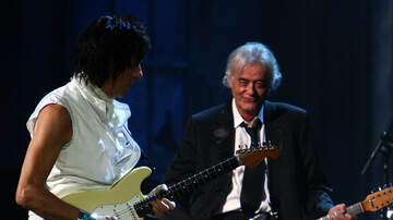 Maria Milito - Jimmy Page Says Jeff Beck's Sister Arranged Playdate When They Were Teens