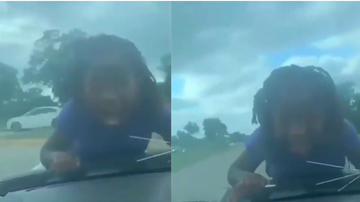 Bill Cunningham - Video Shows Parent Driving Car With Child On Hood As Punishment