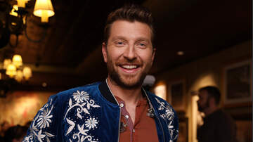None - Brett Eldredge Makes Smarter Moves After Non-Smart Phone Stent