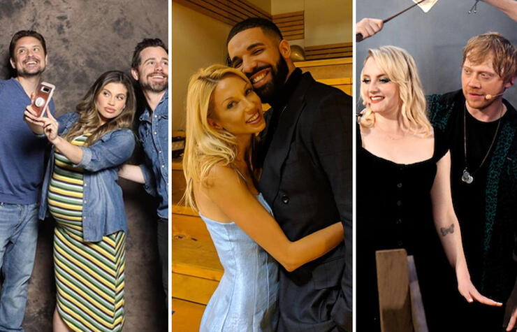 20 Of The Best Movie and TV Cast Reunions | iHeartRadio