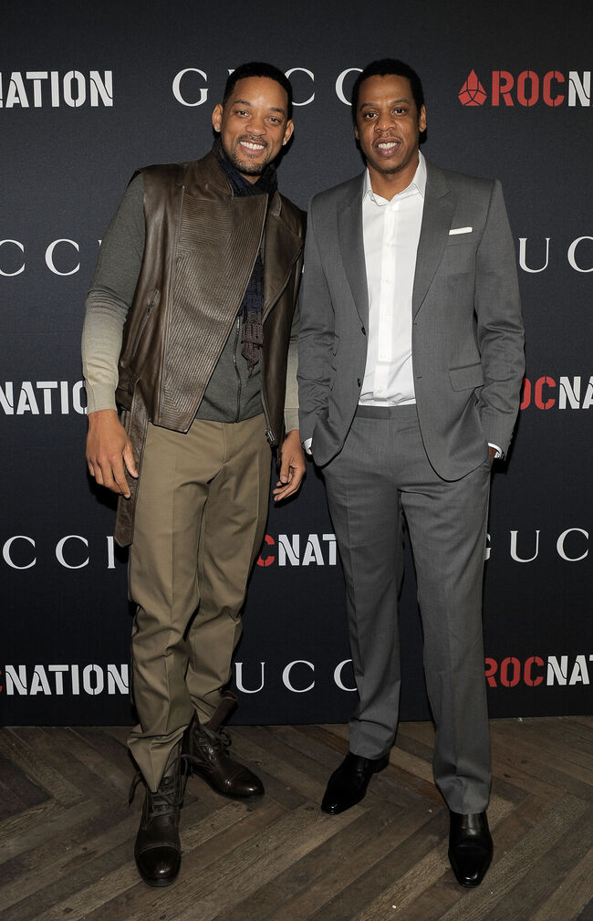 Gucci And RocNation Pre-GRAMMY Brunch - Red Carpet