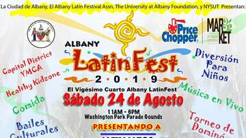 None - Albany's Latinfest 2019
