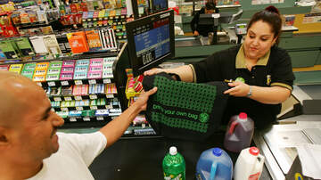 Chuck Nowlin - New Study Says Some Men Won't Use Reusable Shopping Bags. Guess Why...