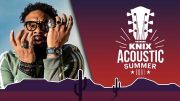 KNIX Acoustic Summer - Viral Sensation Blanco Brown To Bring 'The Git Up' To KNIX Acoustic Summer
