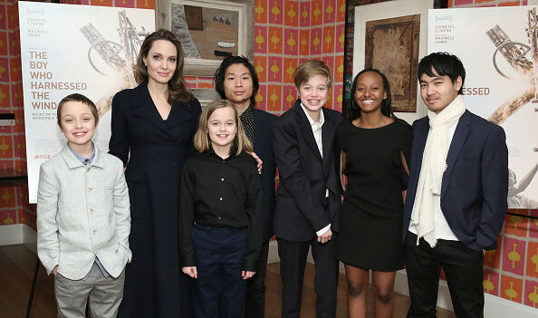 """The Boy Who Harnessed The Wind"" Special Screening, Hosted by Angelina Jolie"