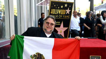 Trending in the Bay - Mexican Director Guillermo Del Toro Gets A Hollywood Star