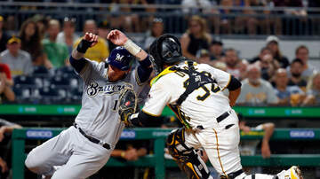 Brewers - Brewers hold off Pirates in 4-3 win on Tuesday
