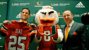 Open Mike - Thought-Provoking Daily Poll: Manny Diaz's Legacy at 'The U'
