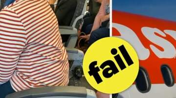 Aviation Blog - Jay Ratliff - EasyJet was criticized for making passengers fly in backless seats