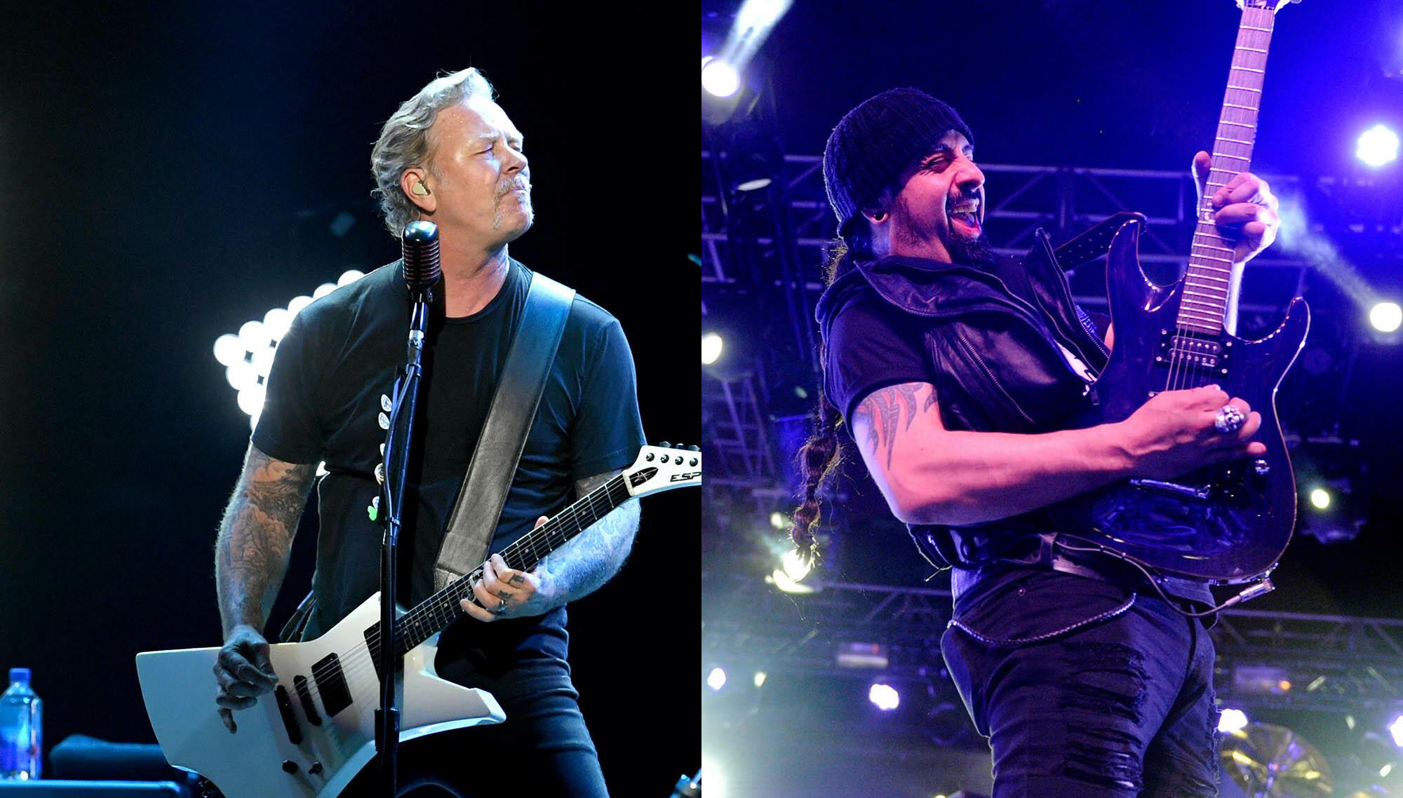 Ex-Anthrax Guitarist Describes How Metallica Squashed 'Big Four' Rivalry