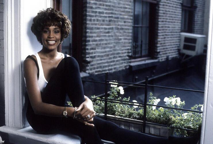 Whitney Houston VH1 Interview - Oct 17, 1990