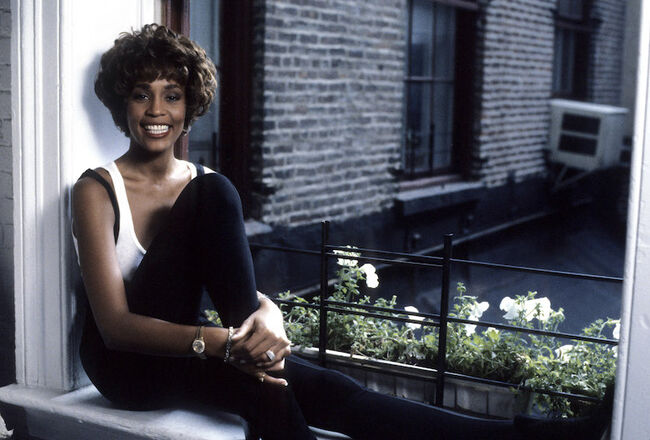 Whitney Houston VH1 Interview - Oct 17, 1990