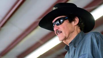 Leigh Cooper - NASCAR Drivers Visit Darlington Raceway