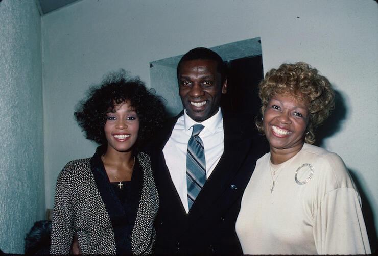 Cissy Houston [& Family];Whitney Houston [& Family]
