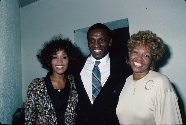 Cissy Houston [& Family];Whitney Houston [& Family]