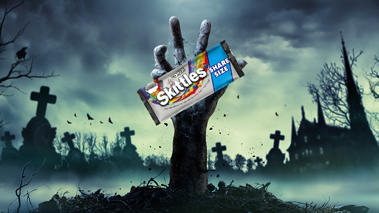 Everything You Need To Know About 'Rotten Zombie' Skittles