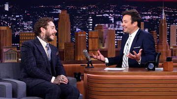 Billy the Kidd - Post Malone And Jimmy Fallon Drink Beer At Medieval Times