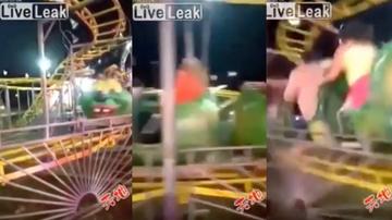 Trending - Children's Roller Coaster Derails Injuring 3