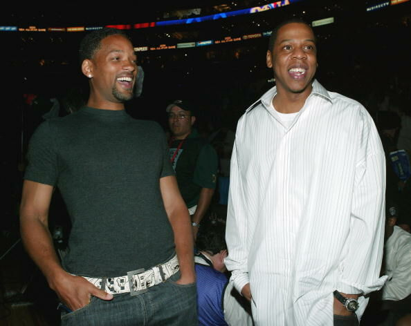 2004 NBA All-Star Game - Celebrities