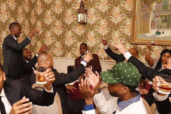 Remy Martin and Klutch Sports Group Toast Their All Stars in New Orleans