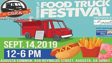 None - 4th Annual CSRA Food Truck Festival
