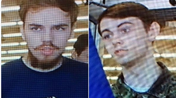 BC - Bodies Found In Search For Canadian Fugitives Bryer Schmegelsky, Kam McLeod