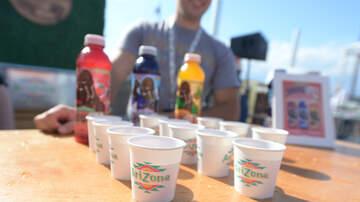 Trending in the Bay - Arizona Drinks Will Be Entering Marijuana Business