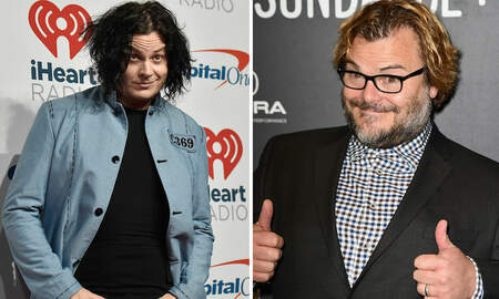 Trending - Jack Black Compares Visiting Jack White's House To 'Going To Graceland'