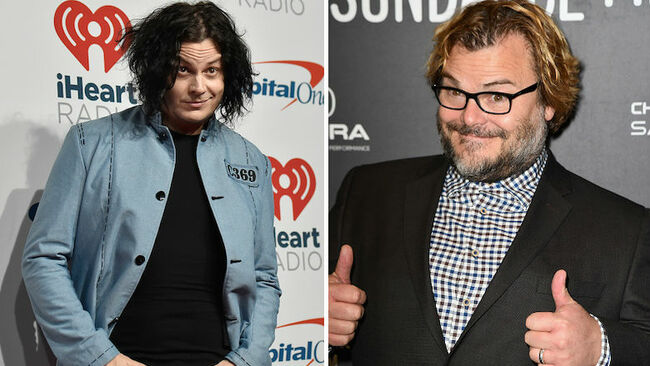 Jack Black Says Tenacious D Recorded A Song With Jack White In Nashville