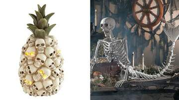 Lady La - Tropical Halloween Decor Is Everywhere This Year & I Need It