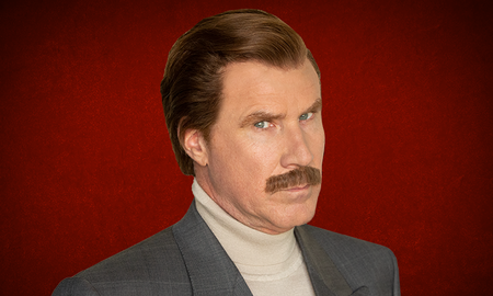 Rock News - Ron Burgundy Almost Proposed To Historian Doris Kearns Goodwin