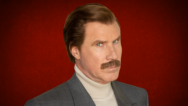 Ron Burgundy Almost Proposed To Historian Doris Kearns Goodwin
