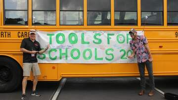 Photos - Ingles Tools for Schools Donation Drive 8/7/19
