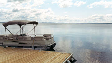 Spencer & Kristen - Drunken Michigan Man Crashes Pontoon Boat Into a Dock; Passes Out