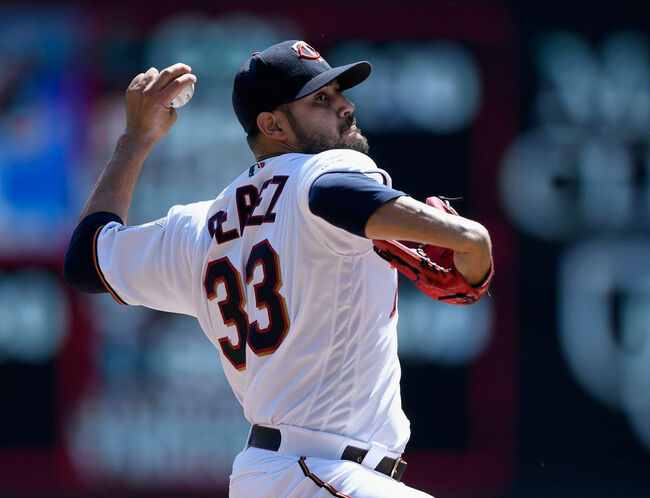 5-4-3, take 2: Twins turn another triple play for Perez | KFAN 100.3 FM