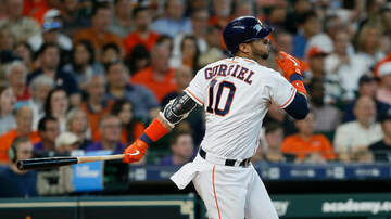 Sports Desk - Astros Crush Rockies 14-3