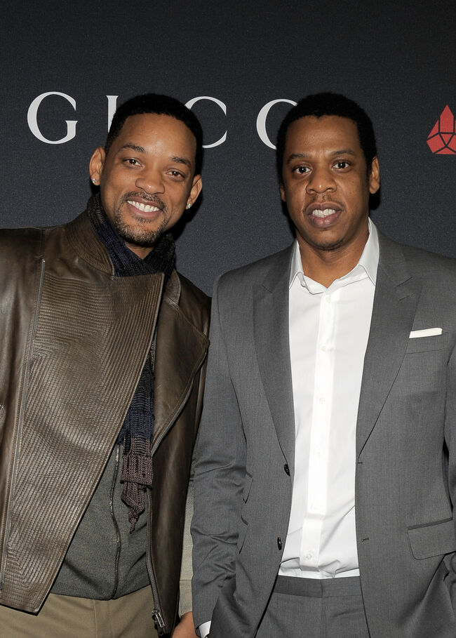 Will Smith and Jay Z (Getty)