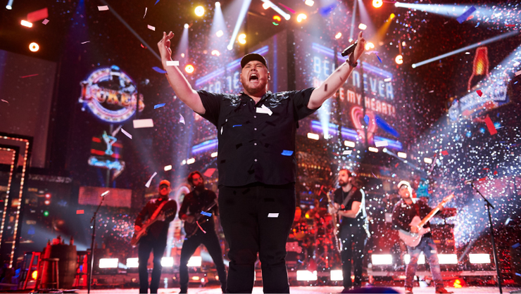 Luke Combs Announces New Album Coming This Fall