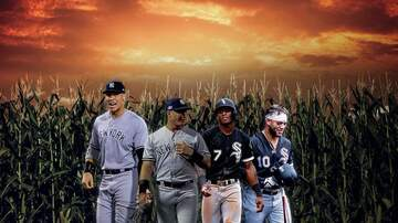 Greg Henn - MLB at Field of Dreams. Whitesox and the Yankees in Iowa next August 13th.