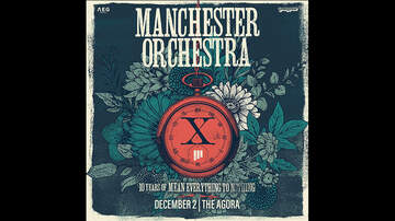 Contest Rules - Win tickets to Mancheter Orchestra Rules