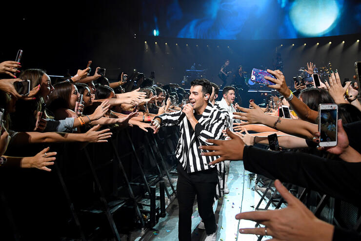 "Jonas Brothers ""Happiness Begins"" Tour Opener - Miami, FL"
