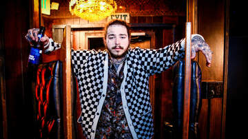 Shannon's Dirty on the :30 - Post Malone Debuts His Bud Light Can!